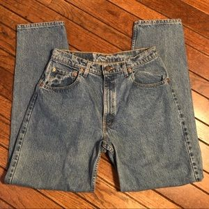 Vintage Levi's 560's Loose Fit Tapered Leg 34x32